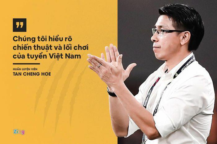 HLV tuyển Malaysia: ''Chúng tôi hiểu rõ lối chơi tuyển Việt Nam'' - ảnh 1