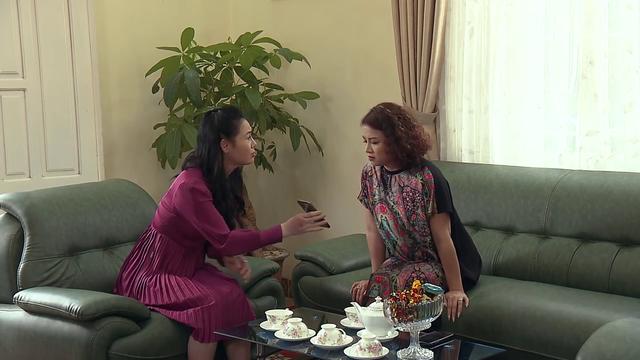 Hương vị tình thân – Tập 39: Bà Xuân phát hiện ra Huy yêu Thy? - ảnh 1