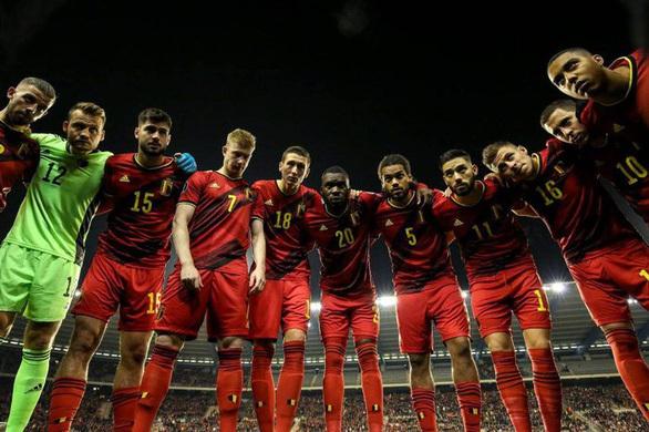 Bảng B Euro 2020: Ai theo chân tuyển Bỉ? - ảnh 1