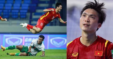 Bị cầu thủ Indonesia triệt hạ, Tuấn Anh phải nghỉ bao nhiêu ngày? - ảnh 1