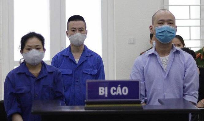 3 án chung thân cho nhóm mua bán, vận chuyển ma túy từ Điện Biên về Hà Nội - ảnh 1