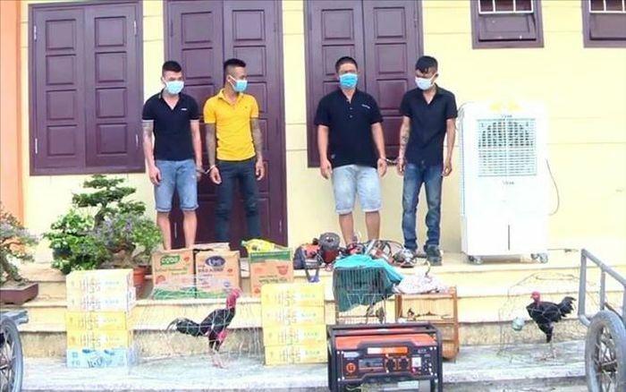 Bắt nhóm trộm cắp tài sản gây nhức nhối xã hội - ảnh 1