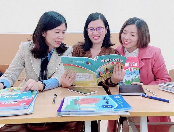 Bắc Giang: ''Cú hích'' chất lượng giáo dục từ chương trình SGK mới - ảnh 1