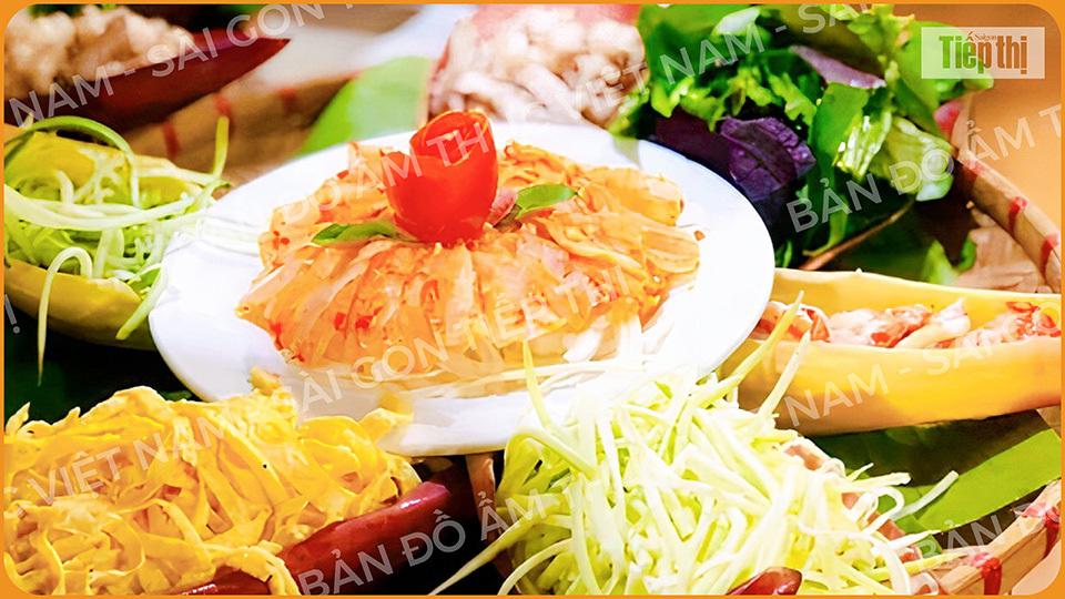 Bản đồ ẩm thực: Độc đáo lẩu thả Phan Thiết - ảnh 1