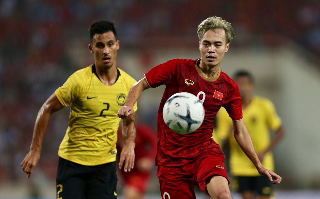 """Vừa thua trắng UAE 4 bàn, ĐT Malaysia vẫn được tin tưởng """"trên trình"""" tuyển Việt Nam - ảnh 1"""