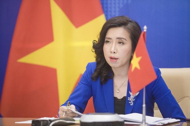 Người Phát ngôn Bộ Ngoại giao nói về việc mua vắc xin của Trung Quốc