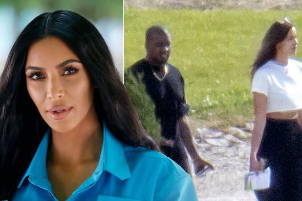 Thái độ của Kim Kardashian khi chồng cũ có tình mới - ảnh 1