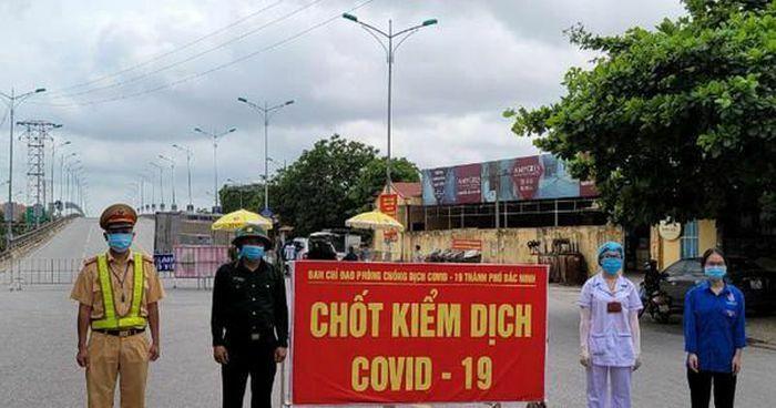 Vượt 1.000 ca mắc COVID-19, Bắc Ninh xây dựng 3 kịch bản ứng phó