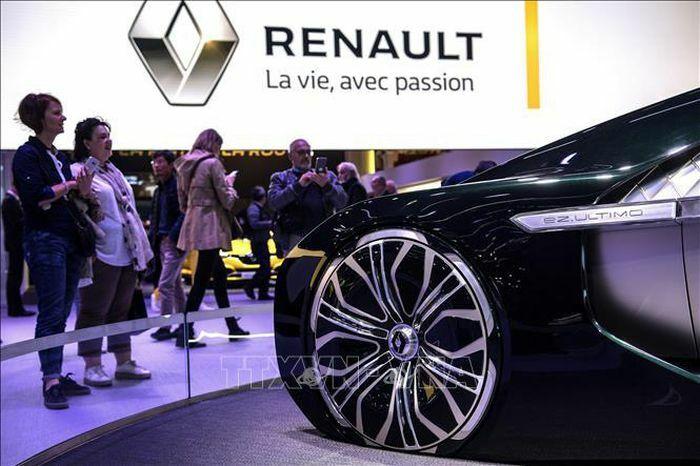 Renault thành lập trung tâm sản xuất ô tô điện lớn nhất châu Âu - ảnh 1