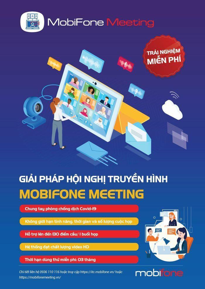 MobiFone ra mắt các sản phẩm dịch vụ, đồng hành cùng mục tiêu kép của Chính phủ - ảnh 1