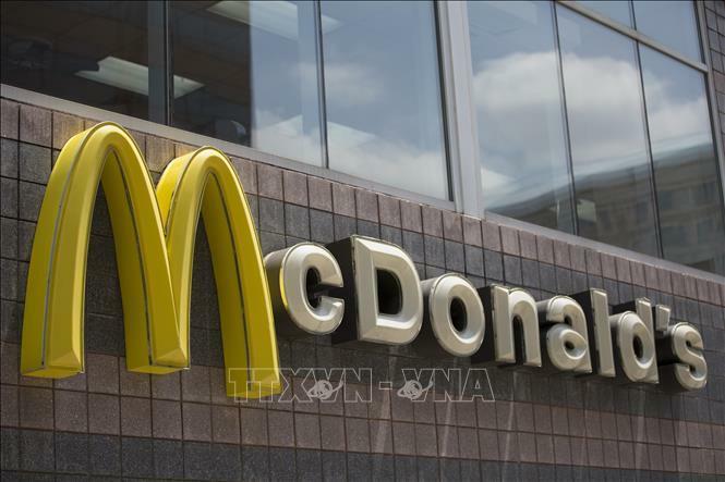 Tin tặc 'ghé thăm' chuỗi cửa hàng thức ăn nhanh McDonald's - ảnh 1