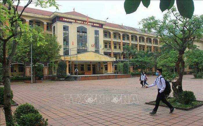 Thêm cơ hội cho thí sinh thi vào lớp 10 công lập ở Thái Bình - ảnh 1