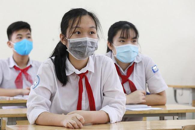 Thi vào lớp 10 ở Hà Nội: Không khai báo y tế bị xử lý thế nào? - ảnh 1