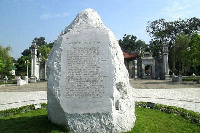 Cuộc Khởi nghĩa Hai Bà Trưng và những chi tiết liên quan đến Thái Nguyên (Bài 1) - ảnh 1