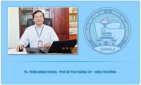 Dính hàng loạt sai phạm, Hiệu trưởng trường Đại học Đồng Nai bị cách chức - ảnh 1