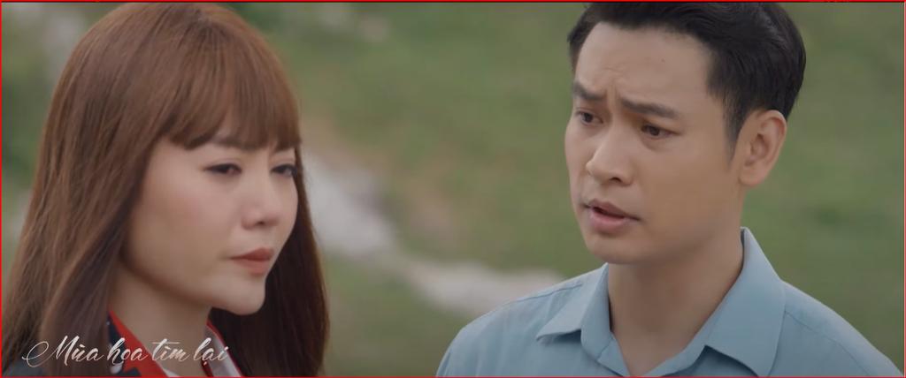 Phim Mùa hoa tìm lại tập 6: Lệ đã đón nhận tình cảm của Việt? - ảnh 1
