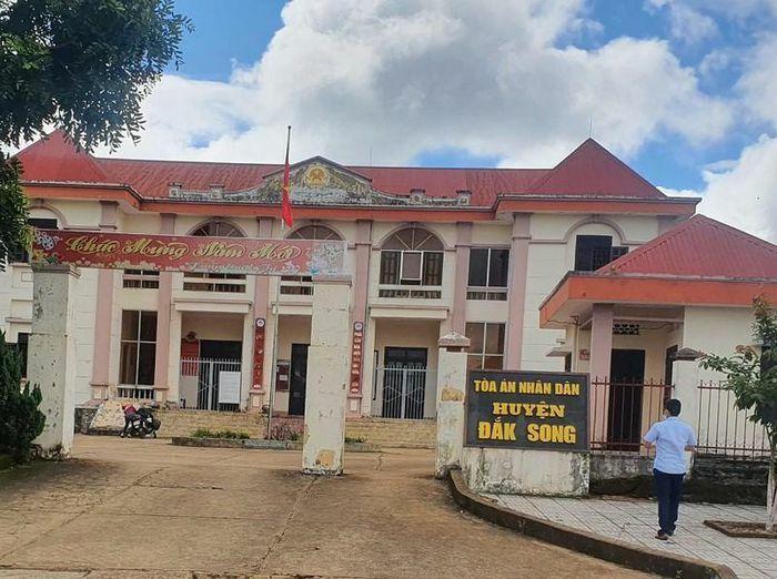 TAND tỉnh Đắk Nông chính thức thông tin vụ lập khống 57 hồ sơ án dân sự