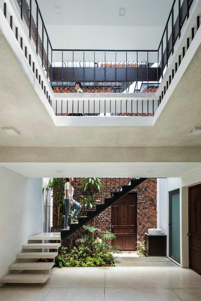 Cách thiết kế cầu thang đem vận may cho gia chủ