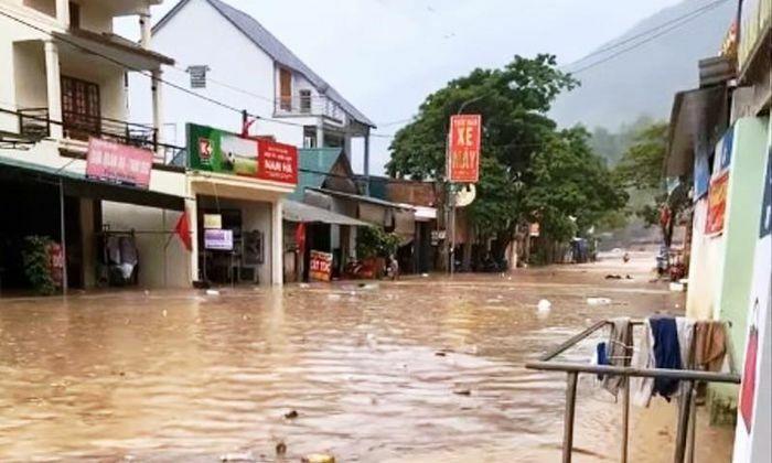Bắc Bộ, Thanh Hóa, Nghệ An có mưa to trong 2 ngày đầu tuần - ảnh 1
