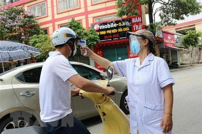 Hỗ trợ bổ sung 500.000 test nhanh kháng nguyên cho Bắc Ninh - ảnh 1