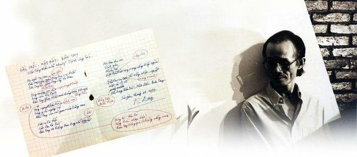 Nguyễn Duy và bài thơ đặc biệt lấy cảm hứng từ bài hát ''Ca dao mẹ'' của Trịnh Công Sơn - ảnh 1