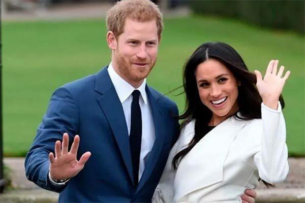 Vợ chồng Hoàng tử Harry sinh con gái thứ hai - ảnh 1