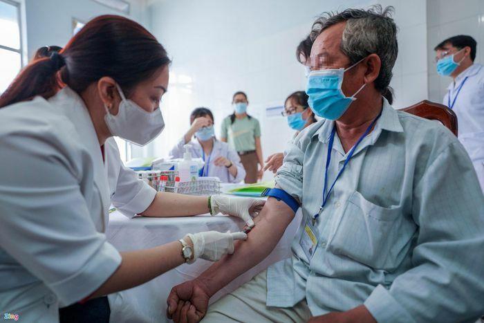 Vaccine Covid-19 của Việt Nam được phê duyệt thử nghiệm giai đoạn cuối - ảnh 1