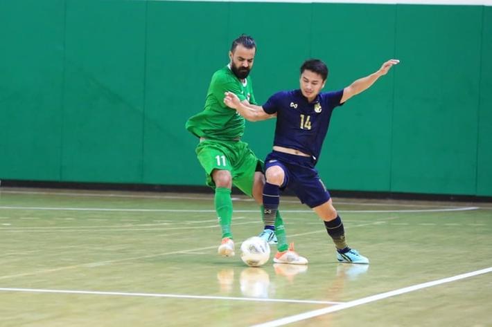 ĐT futsal Thái Lan quyết tâm cứu vớt danh dự cho thầy trò Akira Nishino - ảnh 1