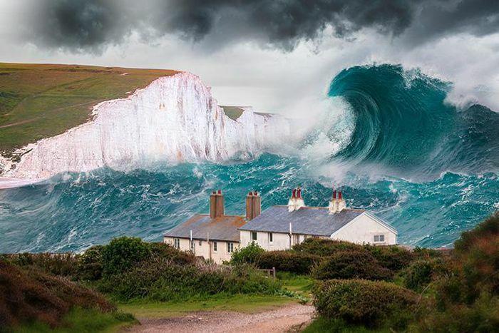 Điều gì sẽ xảy ra nếu siêu sóng thần cổ đại xuất hiện ở thời điểm hiện tại? - ảnh 1