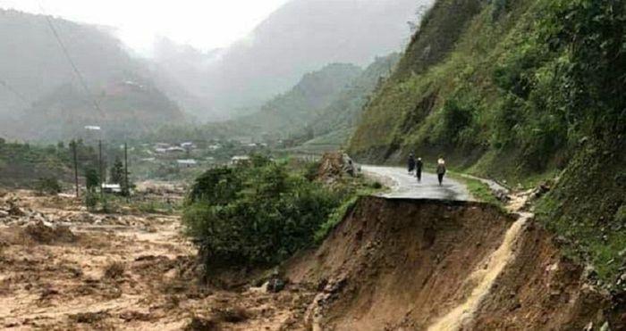 Các tỉnh Thanh Hóa, Nghệ An đề phòng lũ quét, sạt lở đất và ngập úng cục bộ - ảnh 1