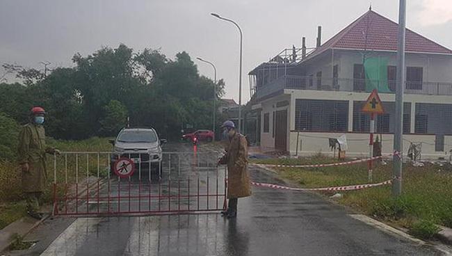 Hà Tĩnh: Phong tỏa một thôn hơn 2.000 dân liên quan cặp vợ chồng dương tính SARS-CoV-2 trở về từ Bình Dương