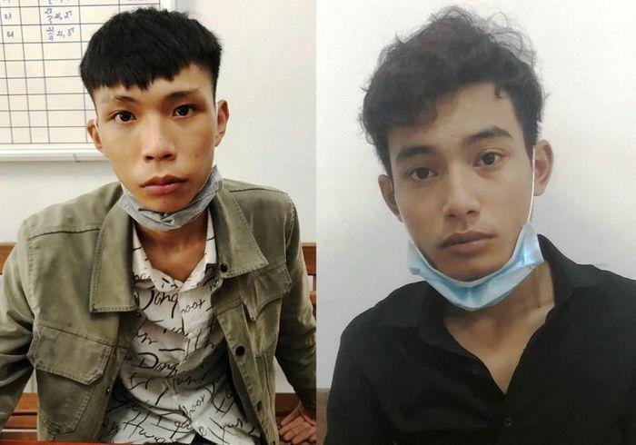 Sau khi mãn hạn tù, hai thanh niên lại tiếp tục đi cướp - ảnh 1