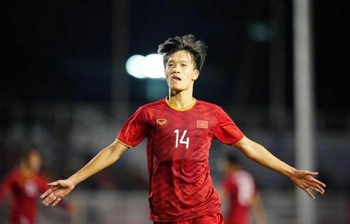 Hoàng Đức được Sofa Score chấm điểm cao nhất ở trận gặp Malaysia - ảnh 1