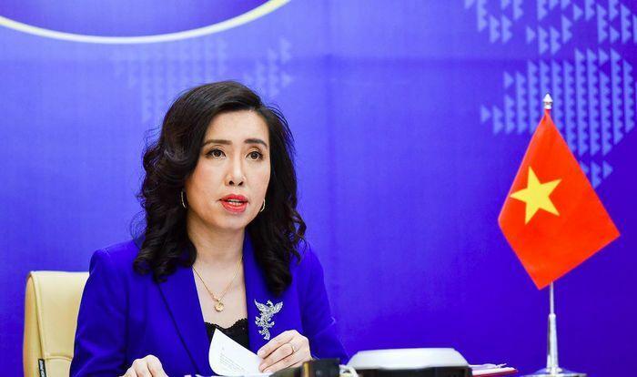 Việt Nam kiên quyết phản đối Đài Loan diễn tập ở Trường Sa - ảnh 1