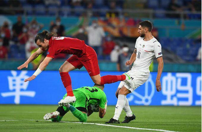 Kết quả trận Thổ Nhĩ Kỳ vs Italia, EURO 2020 - ảnh 1