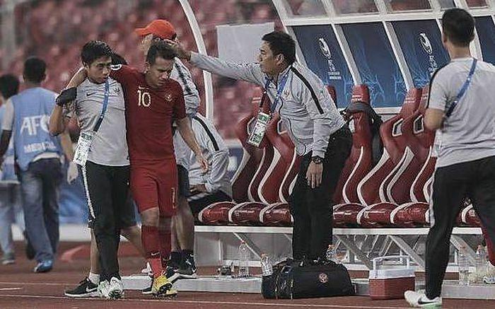 Indonesia tổn thất lực lượng trước trận đấu với đội tuyển Việt Nam