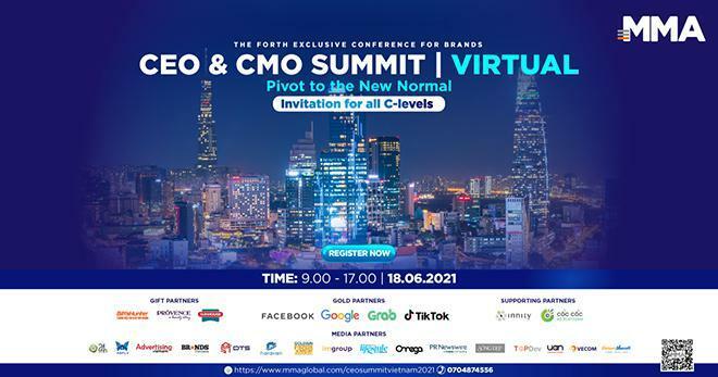 Các chuyên gia đầu ngành hội tụ tại CEO & CMO Summit 2021 - ảnh 1