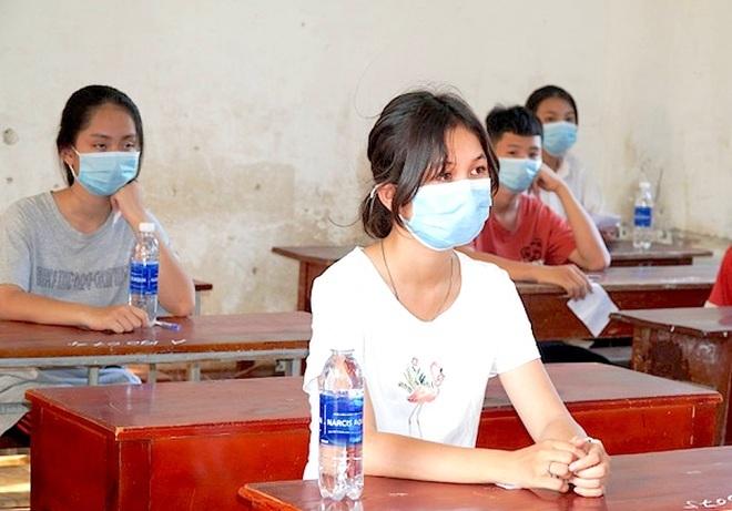 Nghệ An: 70 học sinh được miễn thi tốt nghiệp THPT năm 2021 - ảnh 1