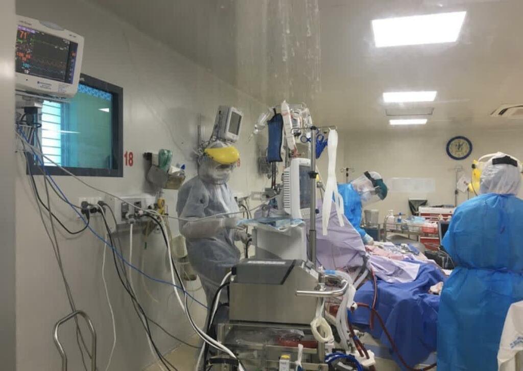 TP HCM: Một bệnh nhân tử vong trên đường đi cấp cứu, dương tính với SARS-CoV-2 - ảnh 1