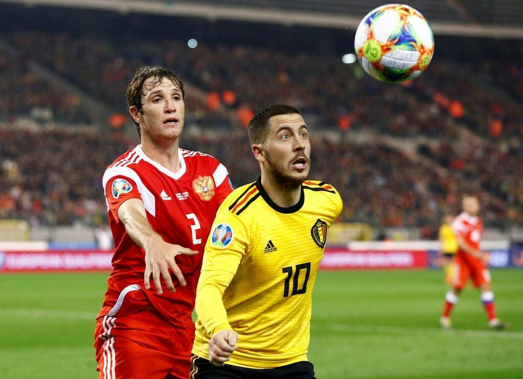 Nhận định Nga vs Bỉ: Đẳng cấp chênh lệch - ảnh 1