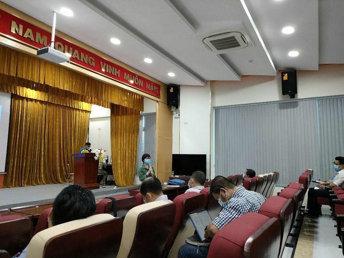 Tập huấn giám sát hoạt động xử lý ca bệnh tại cộng đồng - ảnh 1