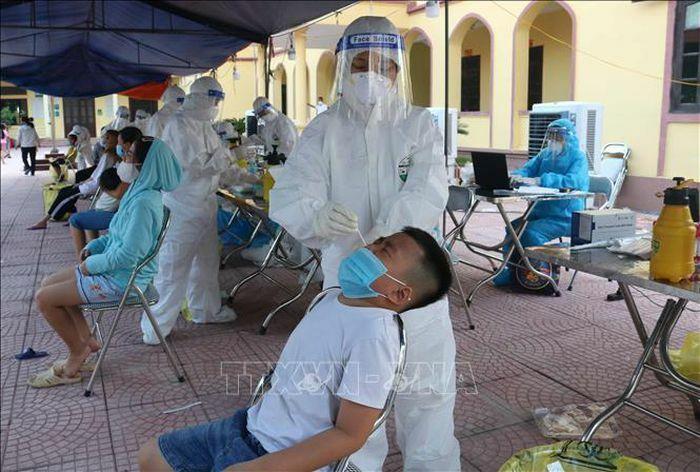 Đại sứ quán Việt Nam tại Australia kêu gọi kiều bào chung tay chống dịch - ảnh 1