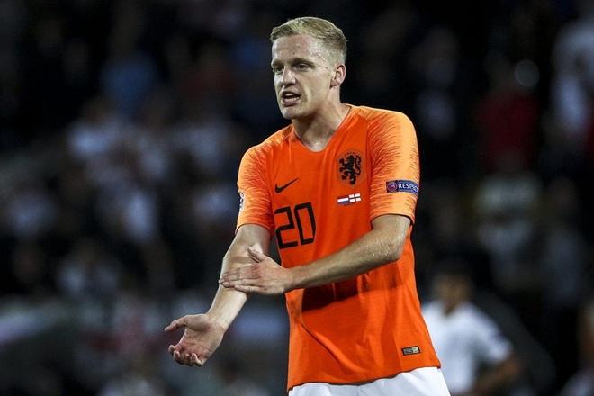 Ngôi sao Man Utd bất ngờ bị loại khỏi đội tuyển Hà Lan - ảnh 1