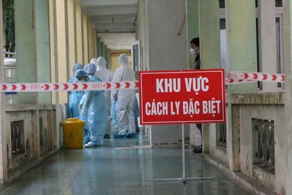 Hà Nội phát hiện thêm 4 trường hợp dương tính liên quan ổ dịch ở thị trấn Đông Anh - ảnh 1