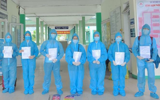 Thêm 7 bệnh nhân mắc COVID-19 ở Đà Nẵng được khỏi bệnh - ảnh 1