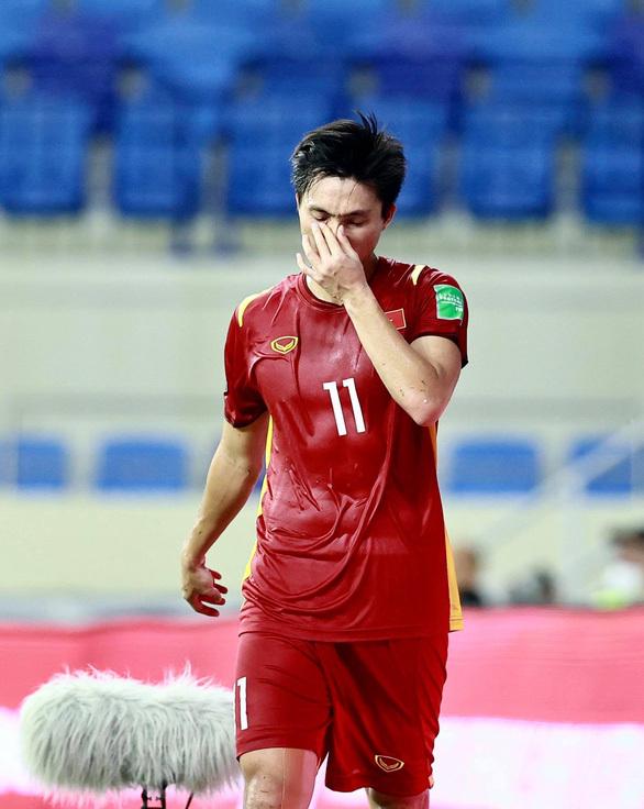 Tuấn Anh không có trong danh sách cầu thủ đá trận Việt Nam gặp Malaysia - ảnh 1