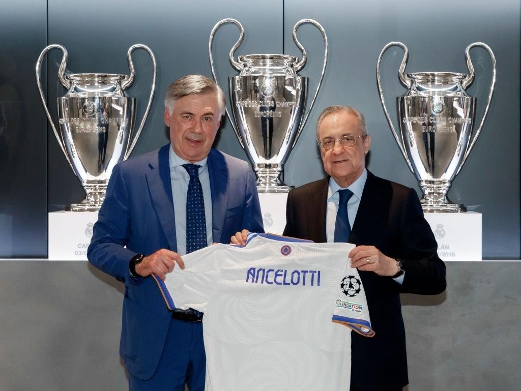 Ancelotti cho rằng Ronaldo đang ở đoạn cuối sự nghiệp