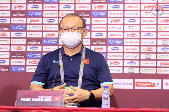 HLV Park Hang-seo nói gì trước khi đội tuyển Việt Nam gặp Malaysia đêm nay? - ảnh 1