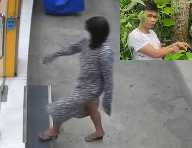 Bắt tên cướp hóa trang thành phụ nữ đi gây án