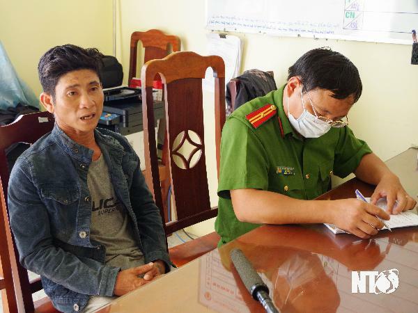 Diễn biến mới nhất vụ em vợ đâm chết anh rể trong đêm ở Ninh Thuận - ảnh 1